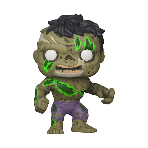 Marvel Zombies Hulk Pop! Vinyl Figure