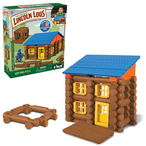 Lincoln Logs Oak Creek Lodge Building Set