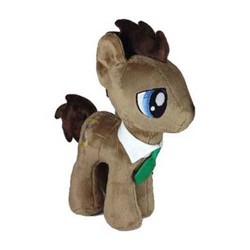 My Little Pony Friendship is Magic Dr. Hooves with Cool Eyes 12-Inch Plush