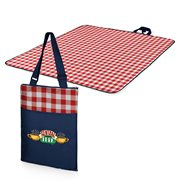 Friends Central Perk Vista Beach/Picnic Blanket and Tote Bag
