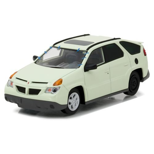 Breaking Bad Walter White's 2004 Pontiac Aztek 1:43 Scale Die-Cast Metal Vehicle