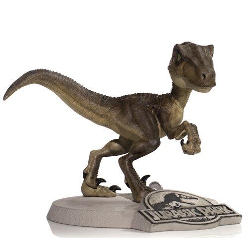 Jurassic Park Velociraptor Mini Co. Vinyl Figure