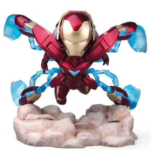 Marvel Infinity War Mini Egg Attack MEA-003 Mini-Statue 4-Pack Set - Previews Exclusive