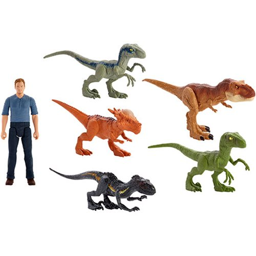Jurassic World Basic 6-Inch Figure Case