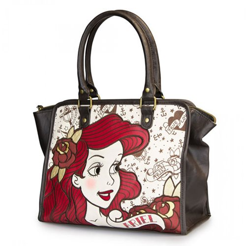 The Little Mermaid Ariel True Love Tote Purse