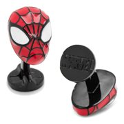Spider-Man 3D Cufflinks