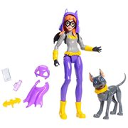 DC Super Hero Girls Batgirl Action Figure with Pet