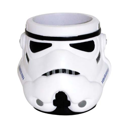 Star Wars Stormtrooper Formed Foam Helmet Can Hugger