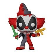 Deadpool Playtime Deadpool Clown Pop! Vinyl Figure