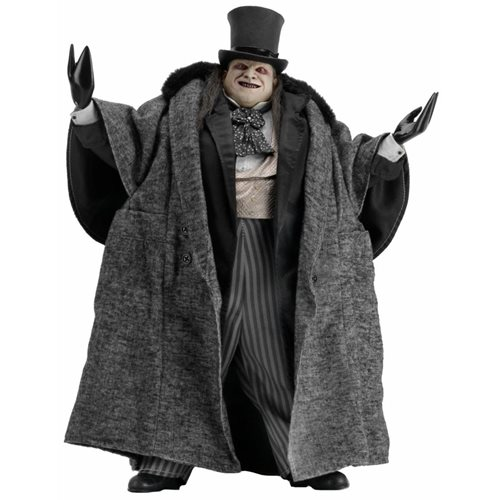 Batman Returns Mayoral Penguin 1:4 Scale Action Figure