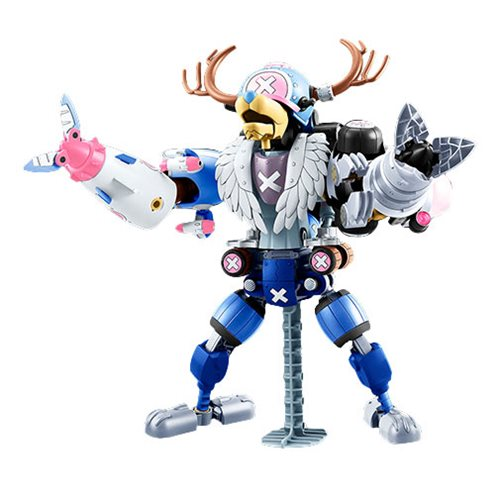 One Piece Chopper Robo Stampede Color Ver. Model Kit