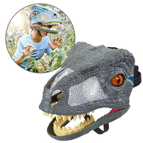 Jurassic World: Fallen Kingdom Dino Mask with Sounds