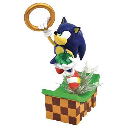 Sonic Gallery Sonic the Hedgehog Statue