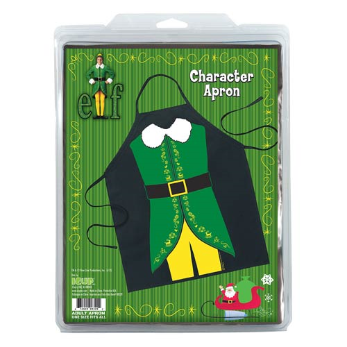 Elf Be The Character Apron