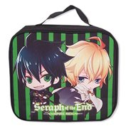 Seraph of the End Yuichiro and Mikaela Lunch Bag