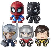 Marvel Mighty Muggs Action Figures Wave 4 Case