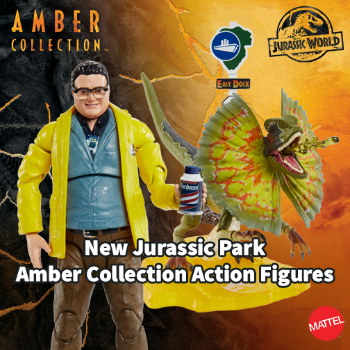 Jurassic Amber Collection