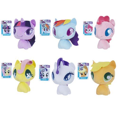 My Little Pony Cutie Mark Bobble Plush Wave 1 Case