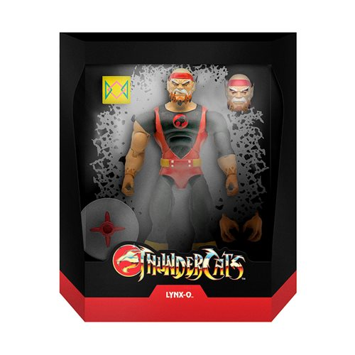 ThunderCats Ultimates Lynx-O 7-Inch Action Figure