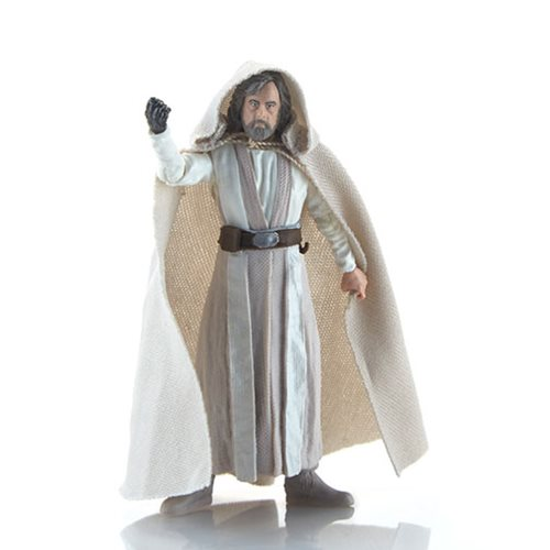 Star Wars The Black Series 3 3/4-Inch Luke Skywalker (Jedi Master) Action Figure