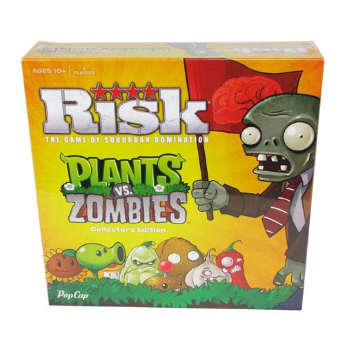 Plants vs. Zombies Edition Risk Board Game