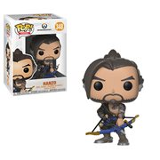 Overwatch Hanzo Pop! Vinyl Figure #348, Not Mint