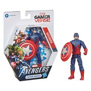 Marvel Gamerverse 6-inch Captain America Oath Keeper Action Figure