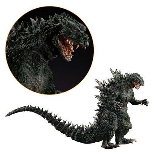 Godzilla 2000 Millennium Maquette Replica Soft Vinyl Statue