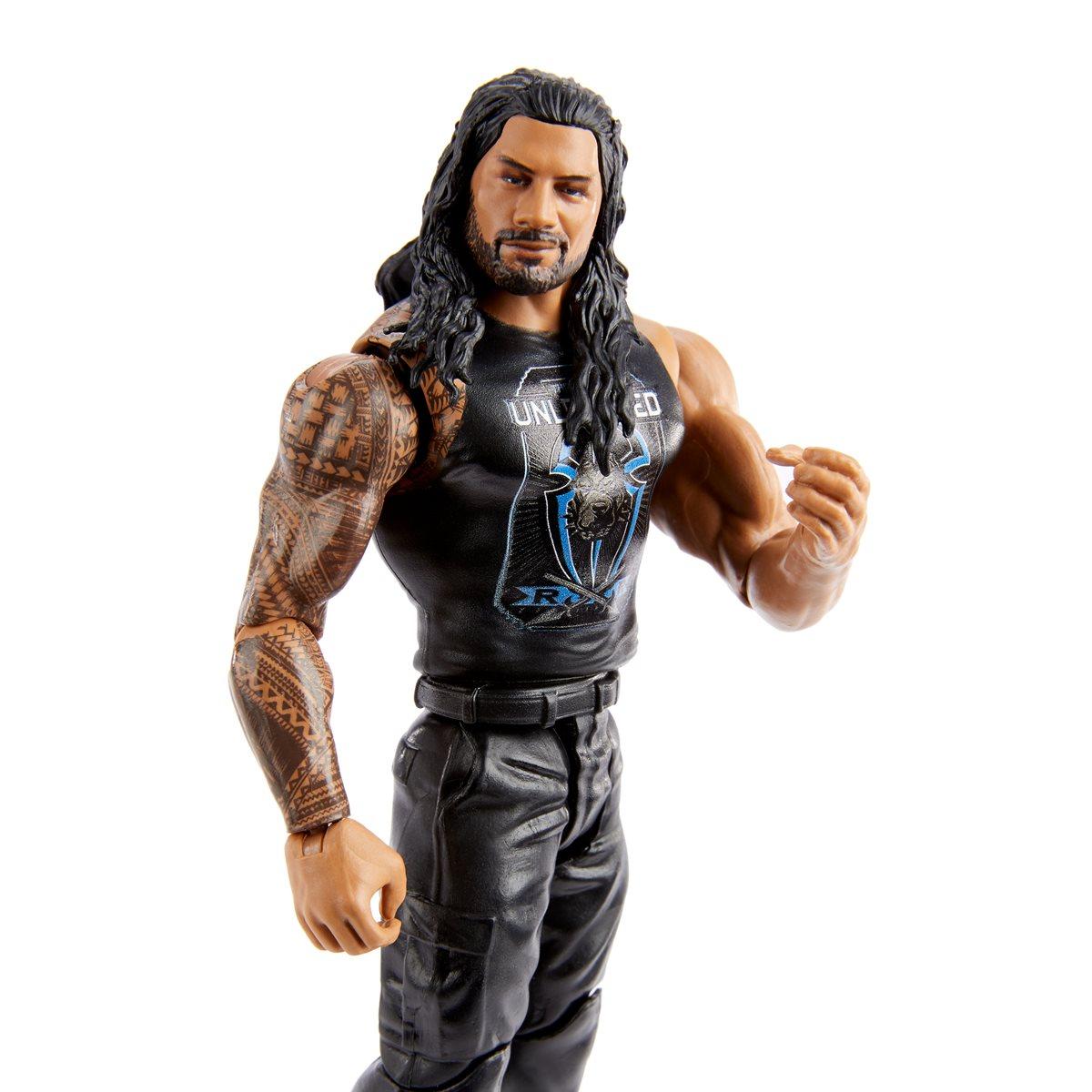 WWE Mattel Roman Reigns Top Talent 2021 Series Basic Figure