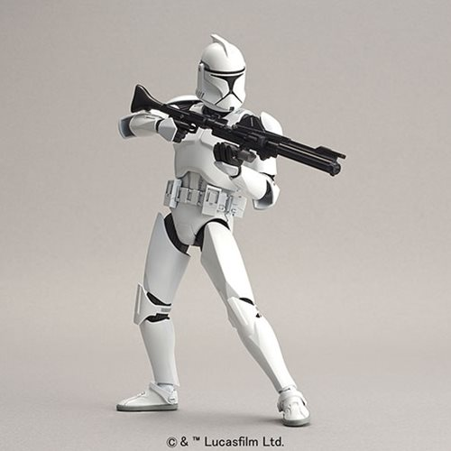 Star Wars Clone Trooper 1:12 Scale Model Kit
