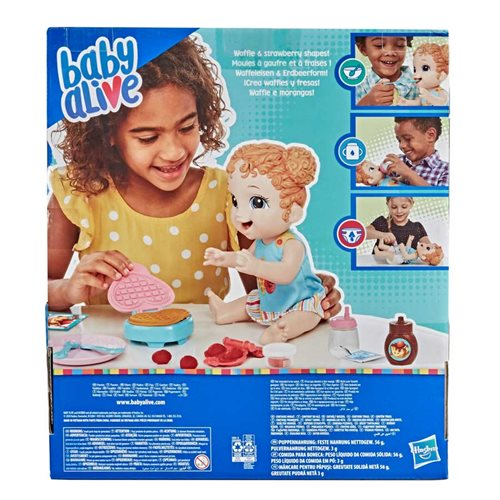 Baby Alive Breakfast Time Baby Dolls