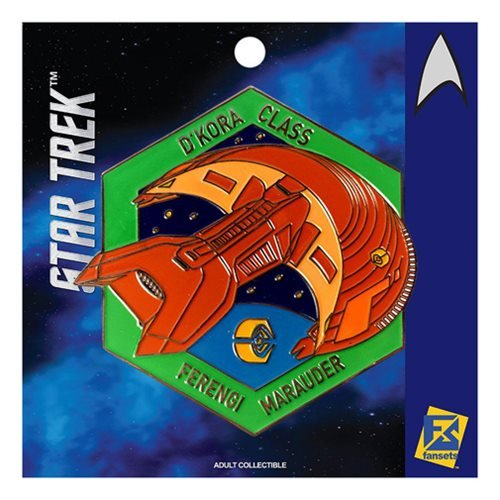 Star Trek Ferangi Marauder Pin