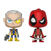 Marvel Deadpool and Cable Vynl. Figure 2-Pack