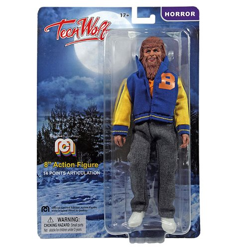 Teen Wolf Mego 8-Inch Action Figure