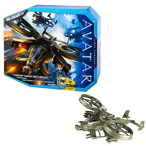 Avatar RDA Gunship Vehicle