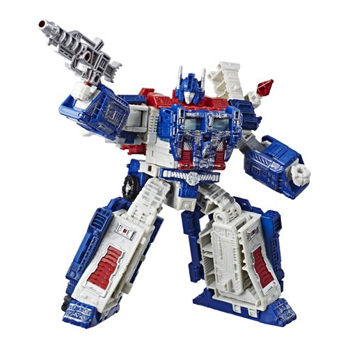 Transformers Generations Siege Leader Ultra Magnus, Not Mint