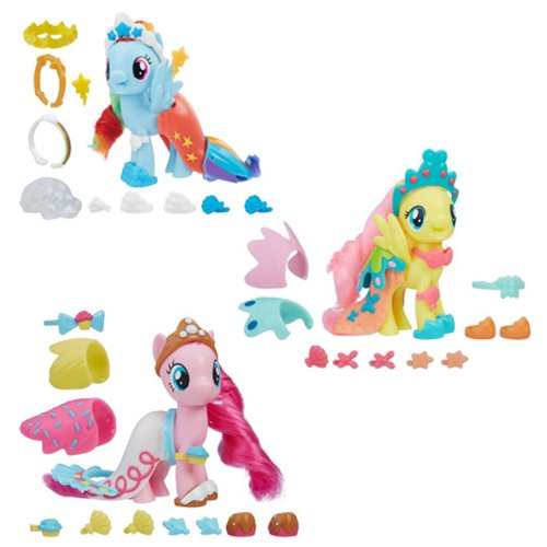 My Little Pony The Movie Land & Sea Fashion Style Wave 1