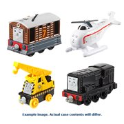 Thomas and Friends Adventure Favorite Friends Die-Cast Case