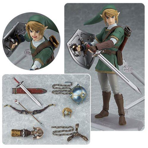 Good Smile Company figma The Legend of Zelda Twilight Prince Link DX Edition