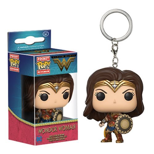 Wonder Woman Movie Pocket Pop! Key Chain