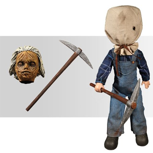Картинки по запросу LDD Presents Figures - Friday The 13th - Jason Voorhees (Part II) Deluxe Edition
