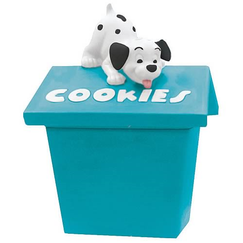 101 Dalmatians Playful Puppy Cookie Jar