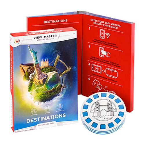 View-Master Destinations Expansion Pack