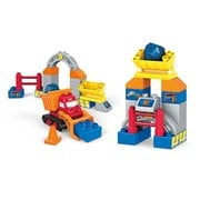 Mega Bloks Bob the Builder Muck's Rock Drop Set