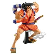 One Piece The Kozuki Oden King of Artist Statue