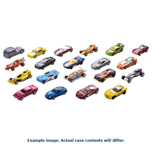 Matchbox Car Collection 2017 Mix 7 Case