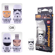 Star Wars Stormtrooper Unmasked Mimobot USB Flash Drive