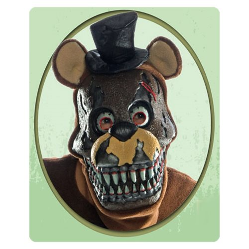 Five Nights at Freddy's Nightmare Freddy 3/4 Adult Mask