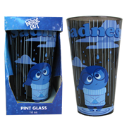 Inside Out Sadness 16 oz. Pint Glass