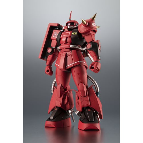 Mobile Suit Gundam MS-06R-2 Zaku II High Mobility Type Johnny Ridden's ver. A.N.I.M.E. Robot Spirits